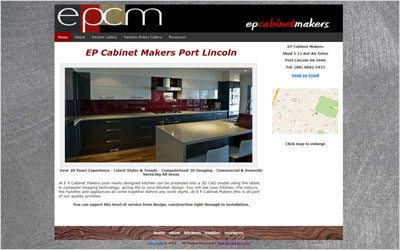 ep cabinet makers
