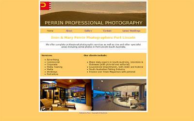Port Lincoln Web Design, Portfolio